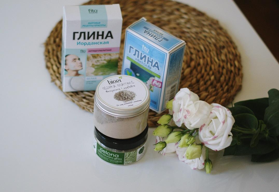 glinki kosmetyczne