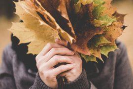 za co kocham jesień