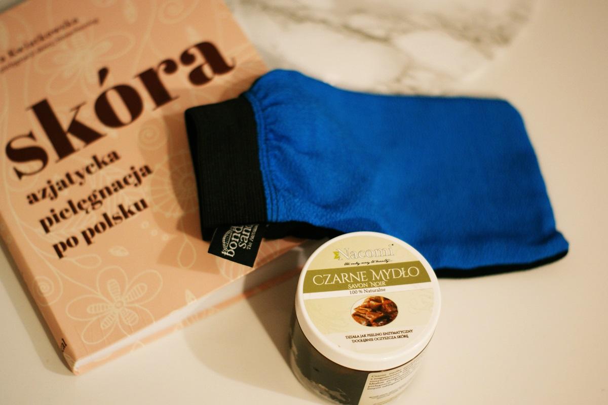 czarne mydło savon noir