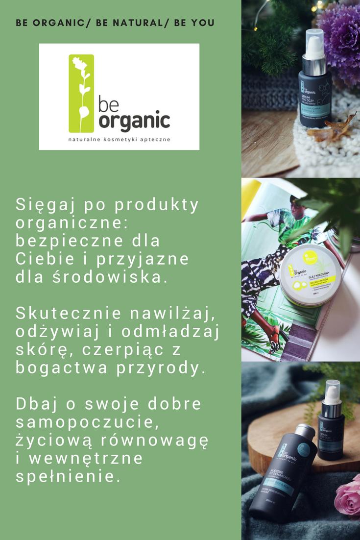 Be Organic serum