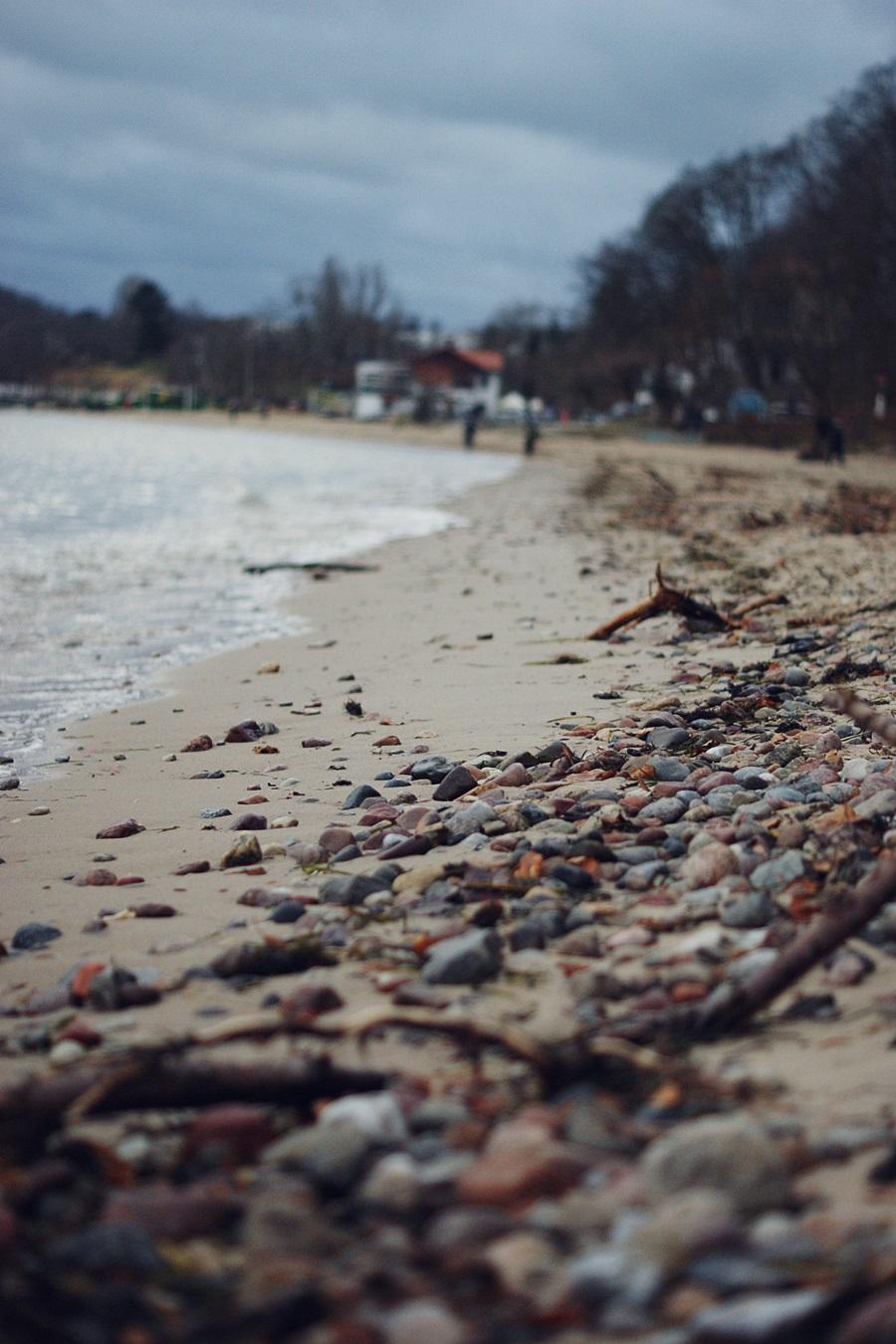 morze poza sezonem