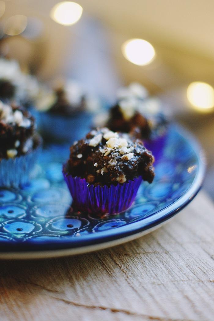 fit czekoladowe pralinki