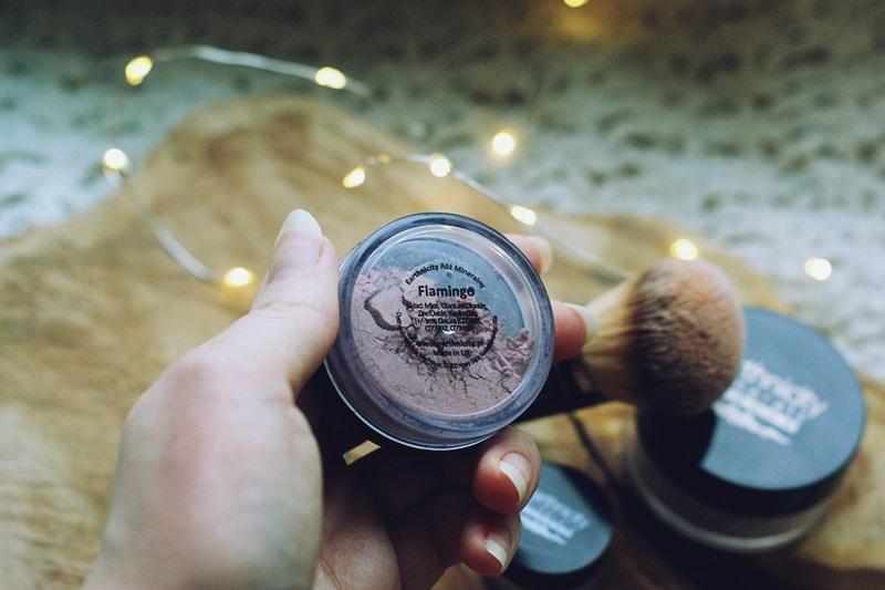 makijaż mineralny